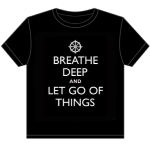 BREATHE DEEP T-SHIRT